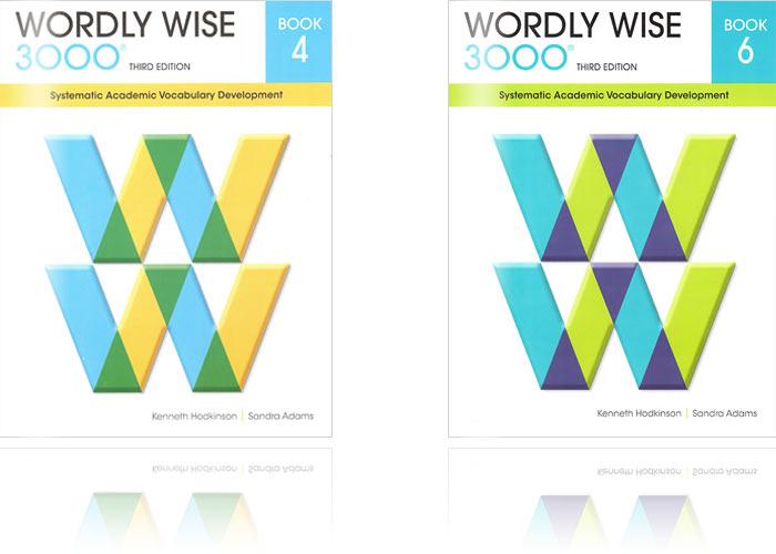 基礎課程 書籍推薦 - 字彙:wordly wise 3000