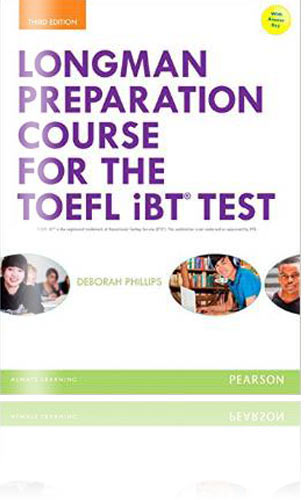 托福書籍推薦 - Longman Preparation Course to the TOEFL iBT