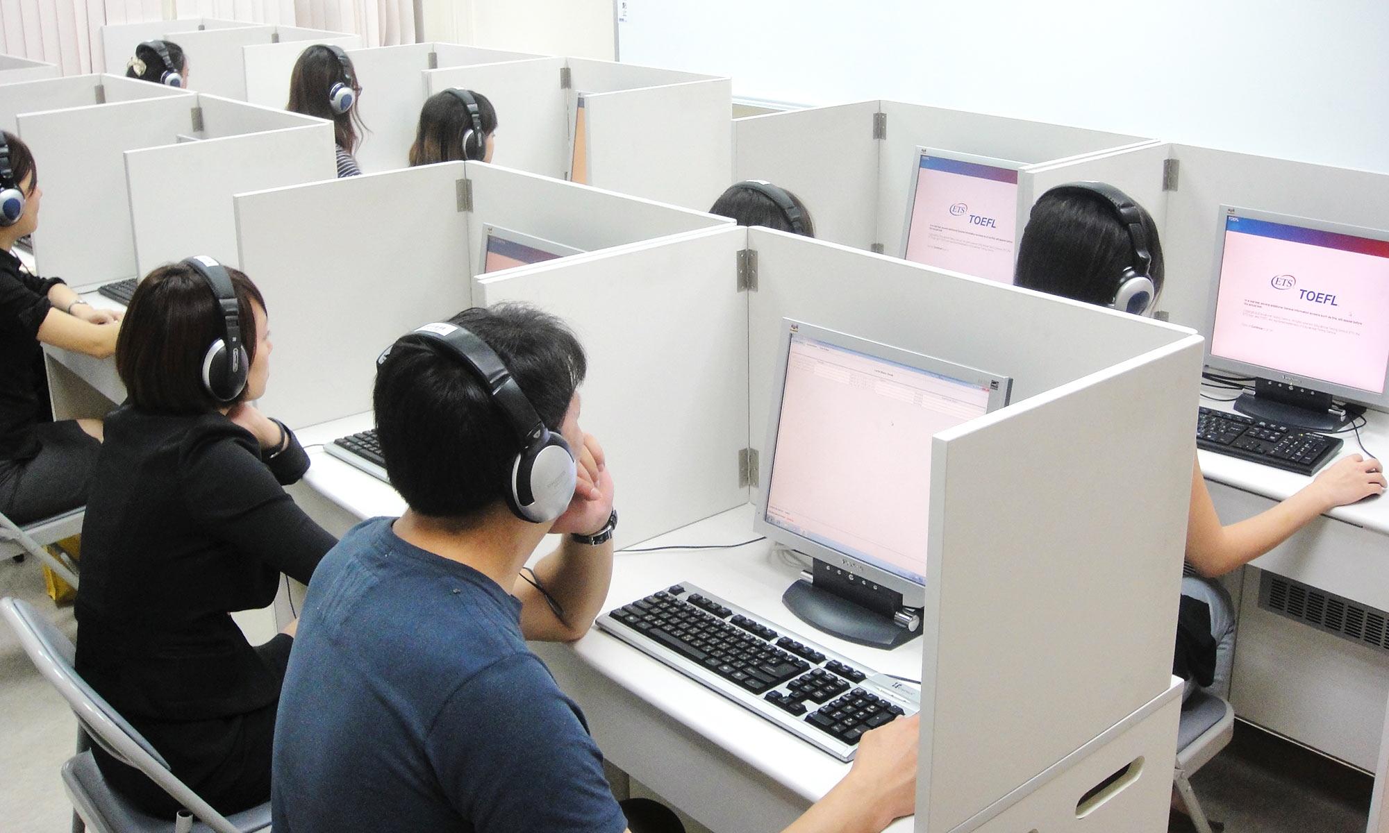 時代國際托福測驗原場考證 托福TOEFL 補習班