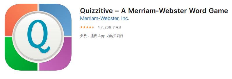 托福app-Quizzitive