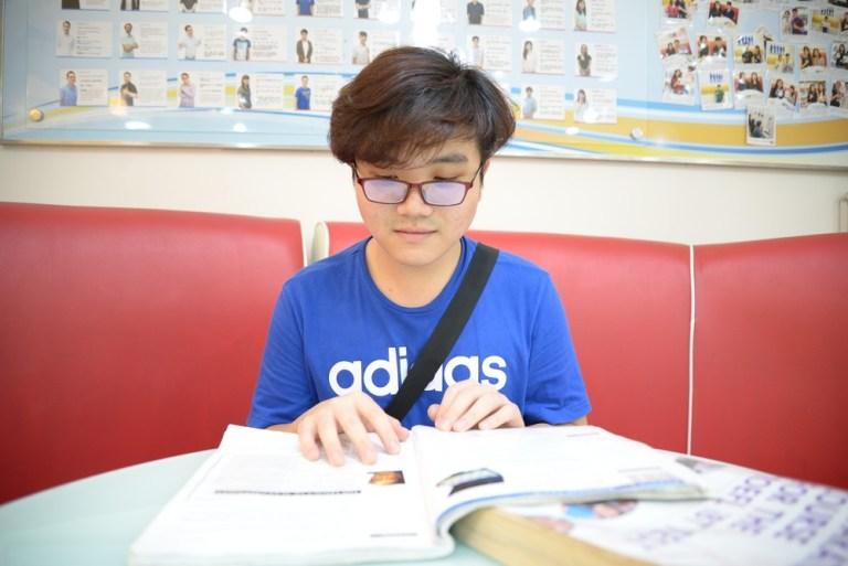 TOEFL分數110