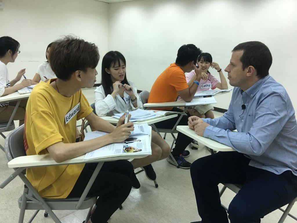 托福補習班中小班的學習制度