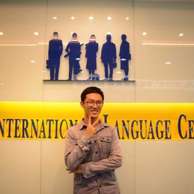 第二次補英文,我還是選擇最熟悉的時代TOEFL考試中心