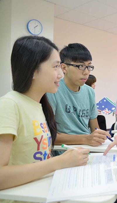 TOEFL托福補習班