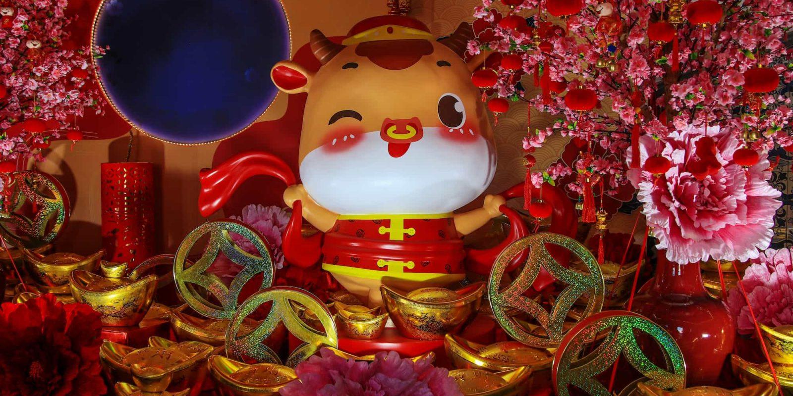 學英文-農曆新年到了,恭喜發財的英文怎麼說